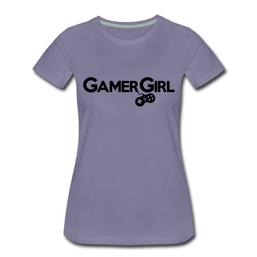 GAMER GIRL Player Nerd Geek