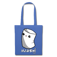 Marshi Mike Marshmallow by Chosen Vowels - Beutel