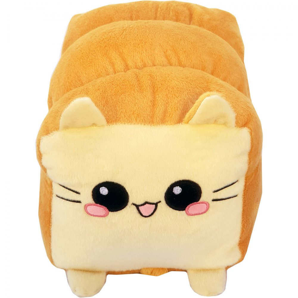 Katzen Toast Brot Cat Bread Plush