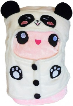 Marshi Mimi Panda Hoodie Cosplay Kissen Chosen Vowels Marshmallow Smiley Shop