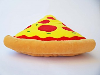 Pizza Kissen Emoticon Shop