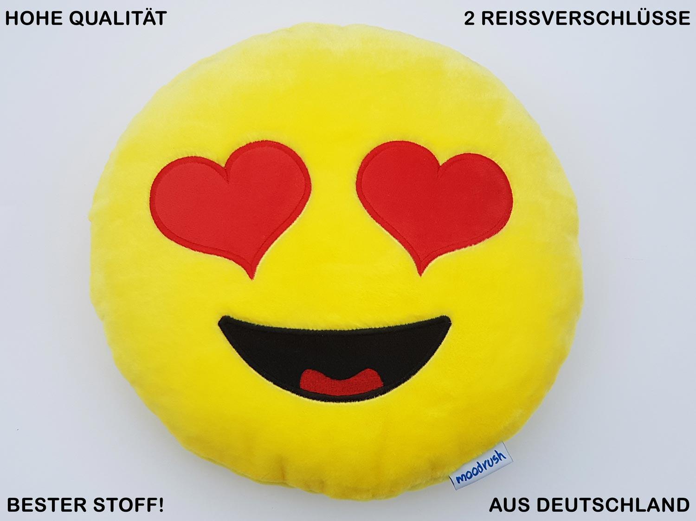 Smileys herz augen   Smileys, Emojis und Emoticons