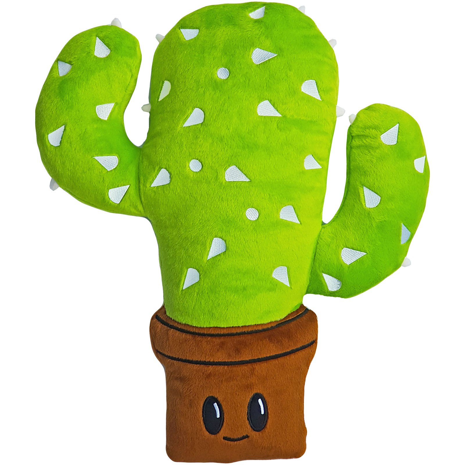EpicStun Kaktus Kissen Emoticon Smiley Cactus