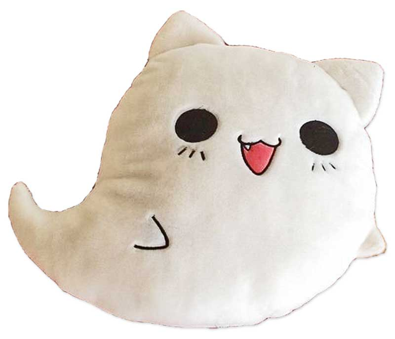 Anime Cat Pillows Aesthetic
