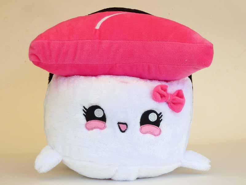 moodrush sushi kissen thuni smiley emoji sushi shop. Black Bedroom Furniture Sets. Home Design Ideas